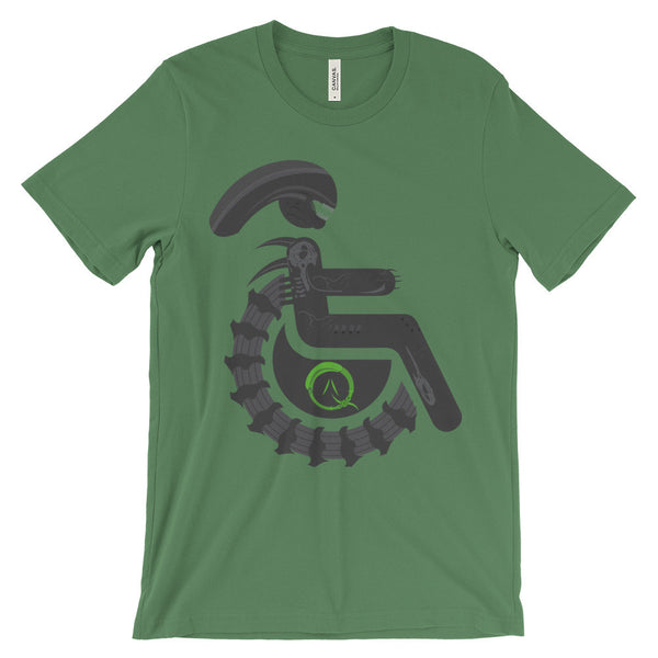 Adaptive Alien Xenomorph Drone Short Sleeve T-Shirt (3XL-4XL)