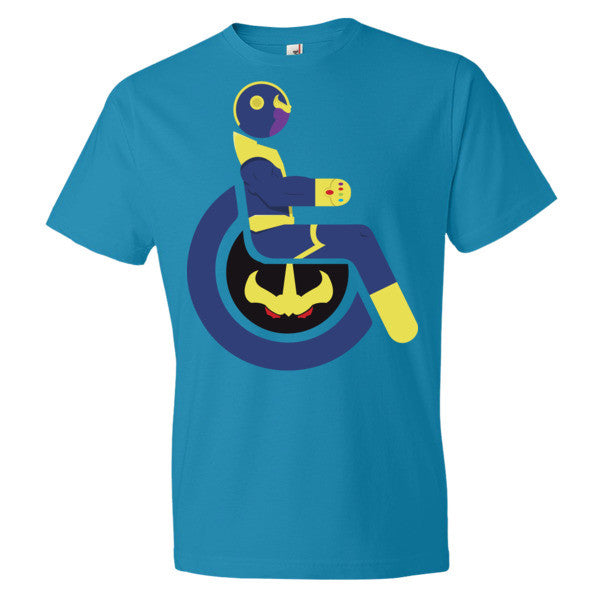 Men's Adaptive Thanos Lightweight T-Shirt