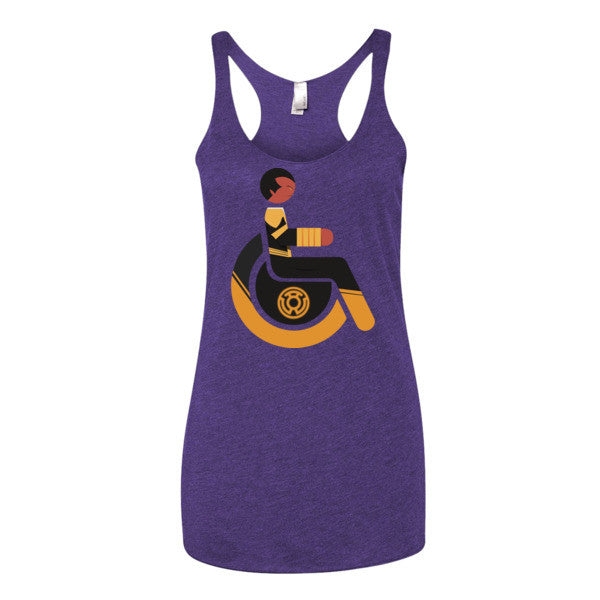 Women's Adaptive Sinestro Tank Top (XS-L)