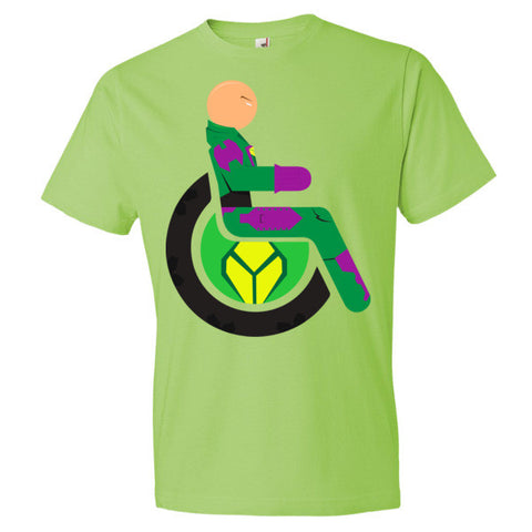 Men's Adaptive Lex Luthor Lightweight T-Shirt