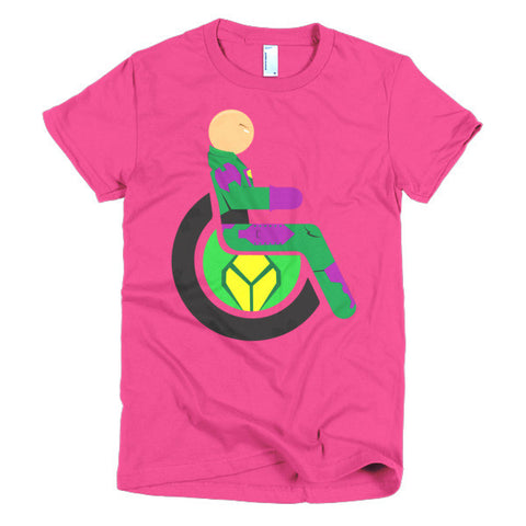 Women's Adaptive Lex Luthor T-Shirt (XL-2XL)