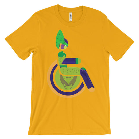 Adaptive Semi-Perfect Cell Short Sleeve T-Shirt (3XL-4XL)