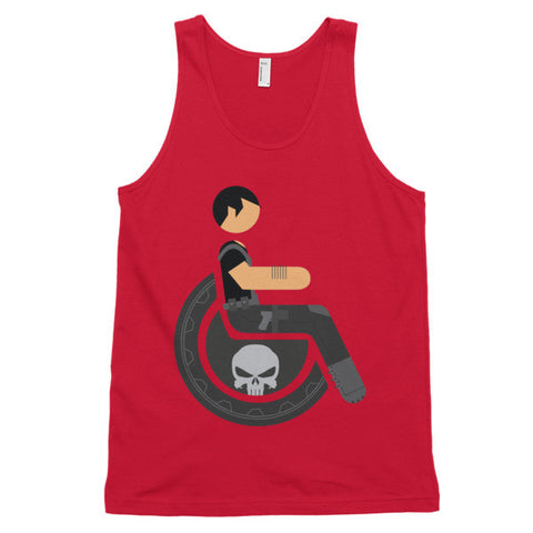 Adaptive Punisher Classic Tank Top