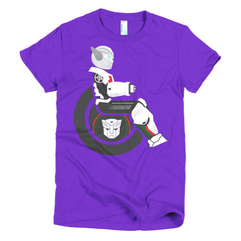 Women's Adaptive Wheeljack T-Shirt (S-L)