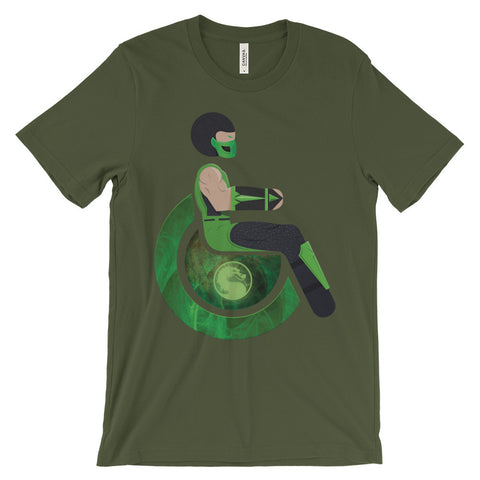 Adaptive Reptile Short Sleeve T-Shirt