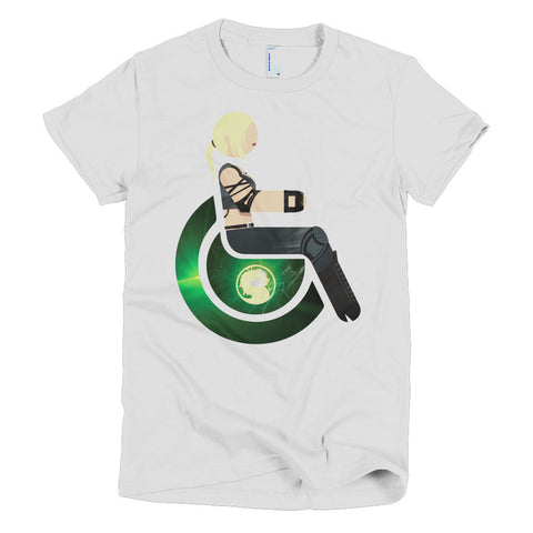 Women's Adaptive Sonya Blade T-Shirt (XL-2XL)