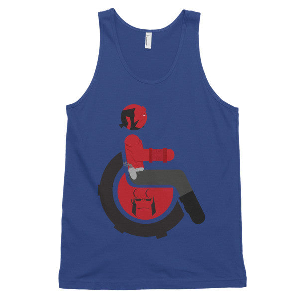 Adaptive Hellboy Classic Tank Top