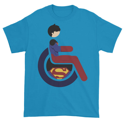 Men's Adaptive Superboy T-Shirt (3XL-5XL)