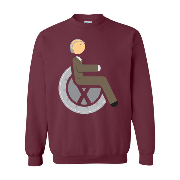 Men's Adaptive Professor X Crewneck Sweatshirt