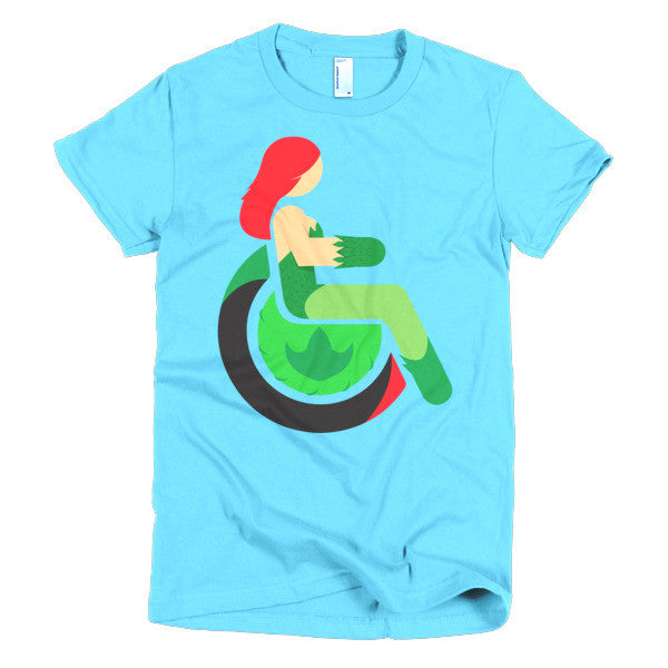 Women's Adaptive Poison Ivy T-Shirt (XL-2XL)