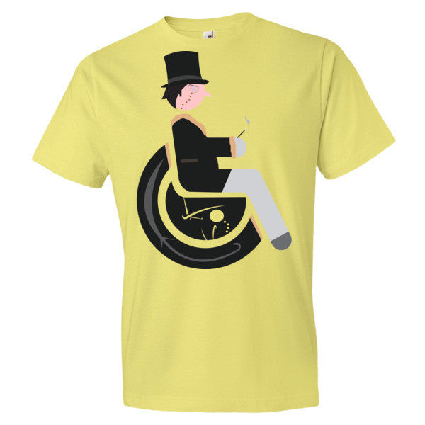 Men's Adaptive Penguin Lightweight T-Shirt