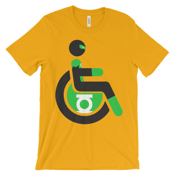 Adaptive Green Lantern Short Sleeve T-Shirt