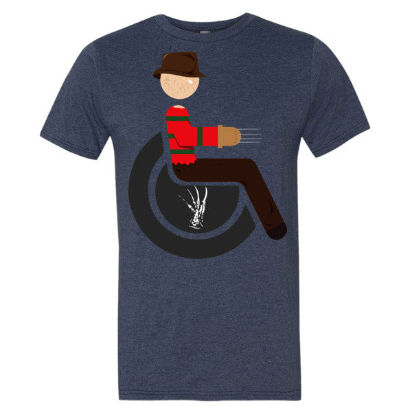 Men's Adaptive Freddy Krueger Lightweight T-Shirt