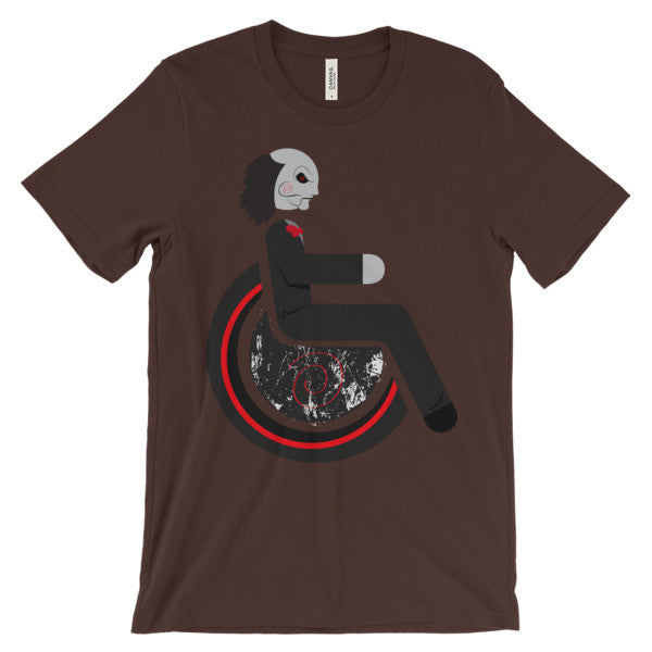 Adaptive Jigsaw Short Sleeve T-Shirt