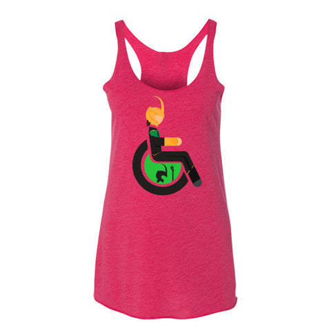 Women's Adaptive Loki Tank Top (XL)