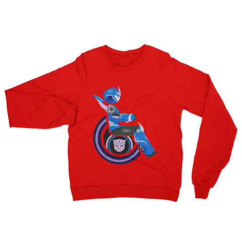 Adaptive Arcee Raglan Sweater