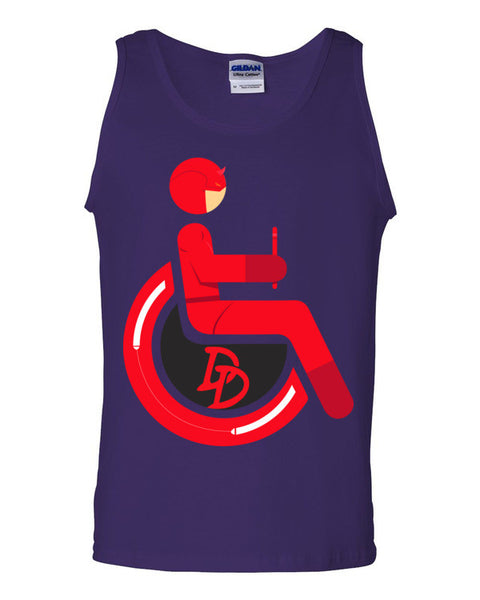 Men's Adaptive Daredevil Tank Top