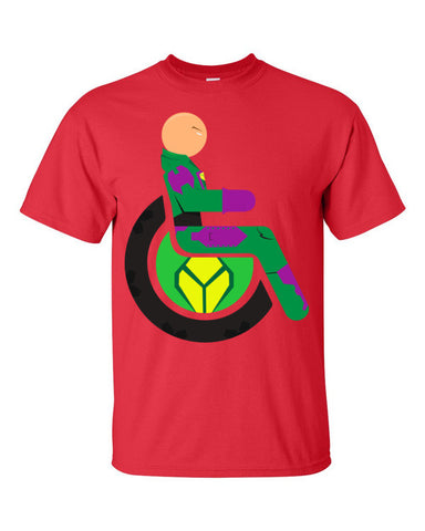 Men's Adaptive Lex Luthor T-Shirt