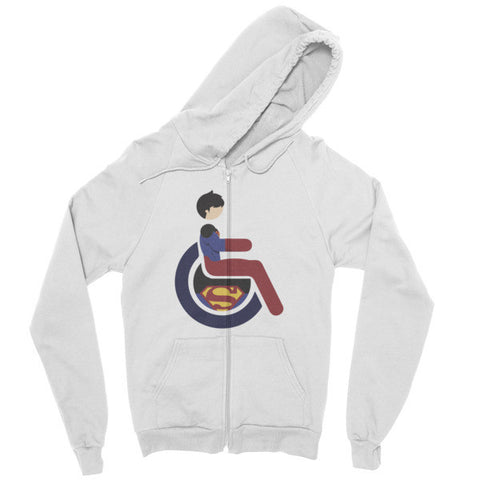 Men's Adaptive Superboy Zip Hoodie