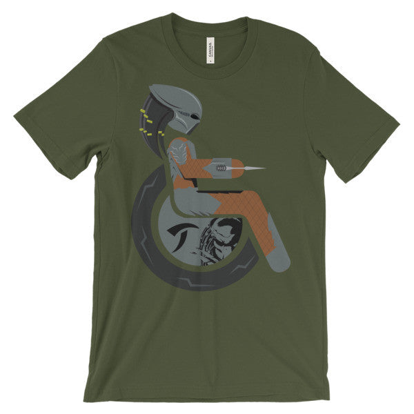 Adaptive Predator Short Sleeve T-Shirt
