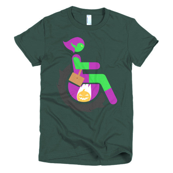 Women's Adaptive Green Goblin T-Shirt (XL-2XL)