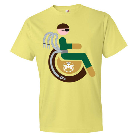 Men's Adaptive Doctor Octopus Lightweight T-Shirt