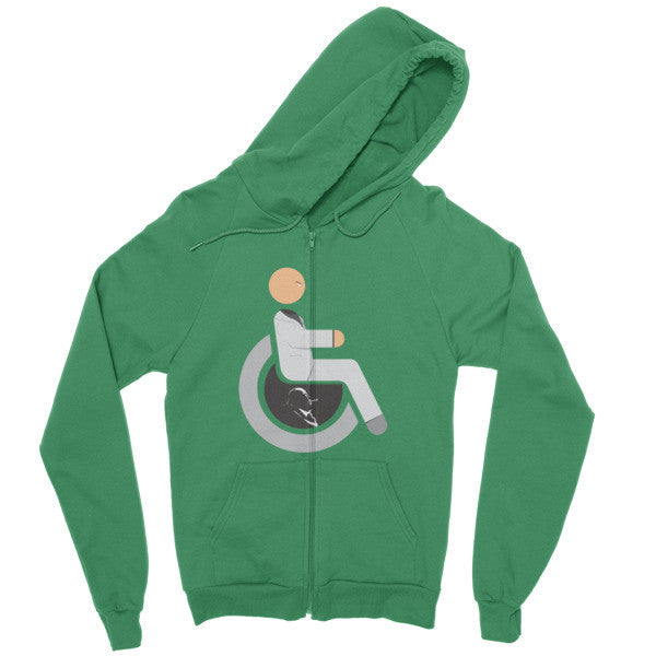 Men's Adaptive Kingpin Zip Hoodie