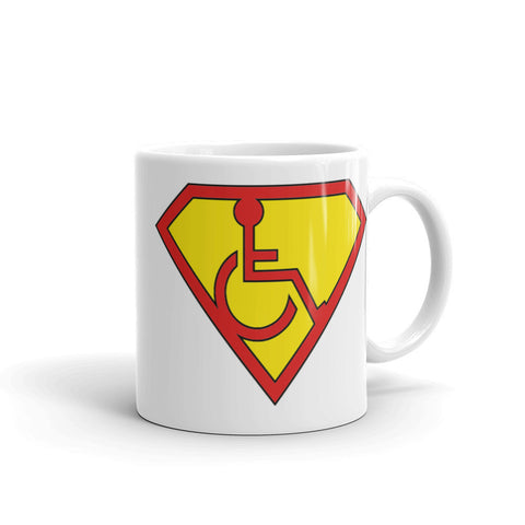 11oz Adaptive Superman Symbol Mug