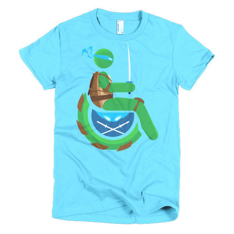 Women's Adaptive Leonardo T-Shirt (XL-2XL)