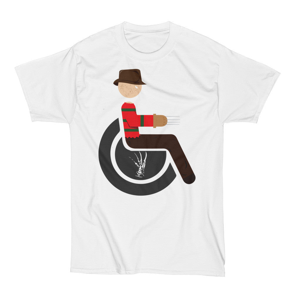 Adaptive Freddy Krueger T-Shirt (S-6XL)