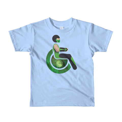 Kid's Adaptive Reptile T-Shirt (2yrs-6yrs)