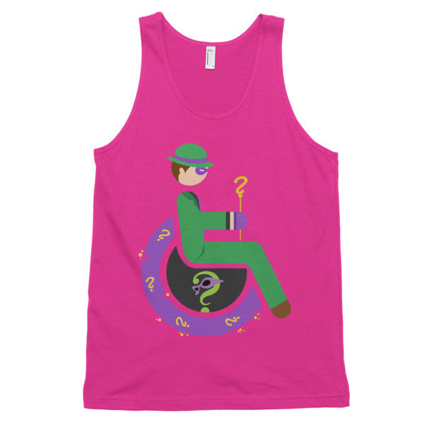 Adaptive Riddler Classic Tank Top