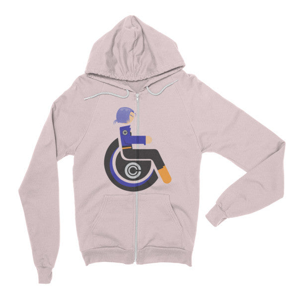 Adaptive Future Trunks Flex Zip Hoodie