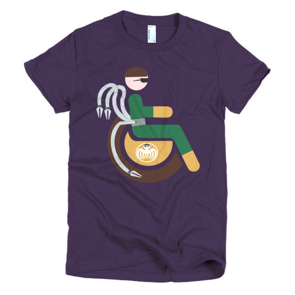 Women's Adaptive Doctor Octopus T-Shirt (XL-2XL)