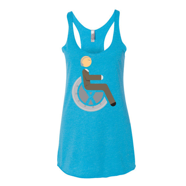 Women's Adaptive Professor X Tank Top (XS-L)
