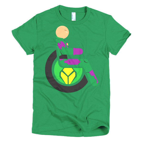 Women's Adaptive Lex Luthor T-Shirt (S-L)