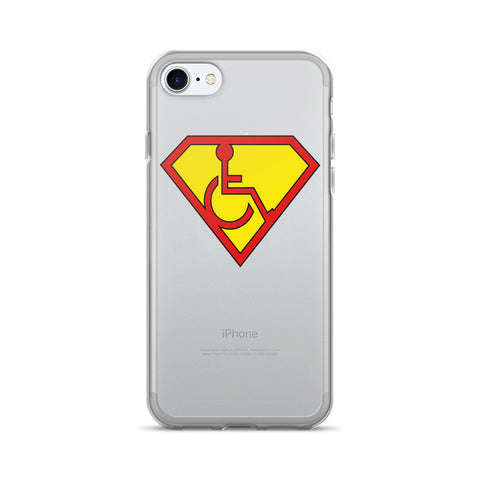 Adaptive S-Man Logo iPhone 7/7 Plus Case