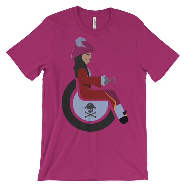 Adaptive Captain Hook Short Sleeve T-Shirt (3XL-4XL)