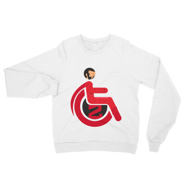 Adaptive General Zod Raglan Sweater