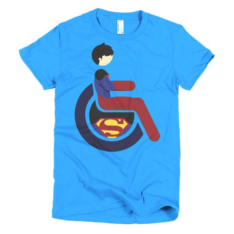 Women's Adaptive Superboy T-Shirt (S-L)