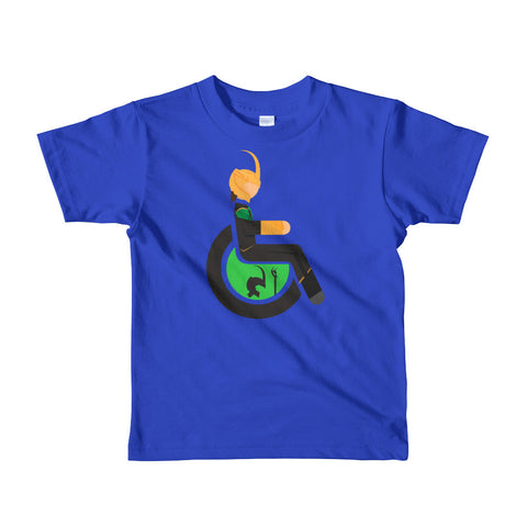 Kid's Adaptive Loki T-Shirt (2yrs-6yrs)