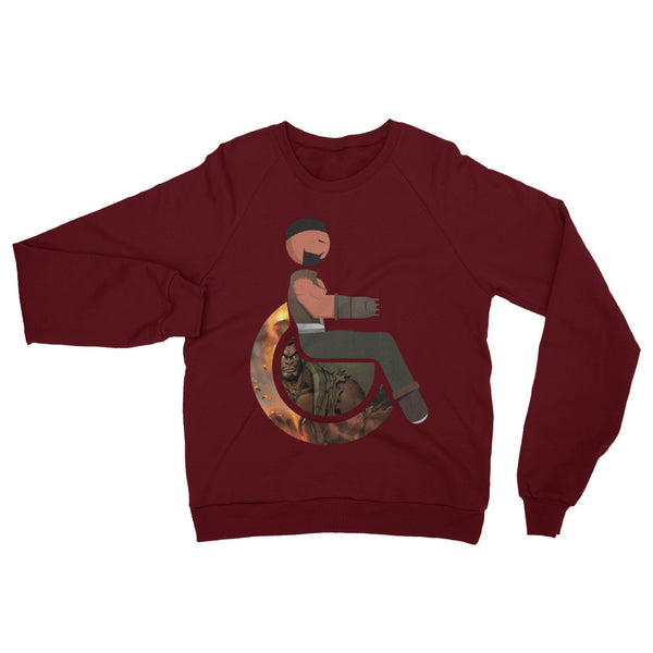 Adaptive Barret Wallace Raglan Sweater