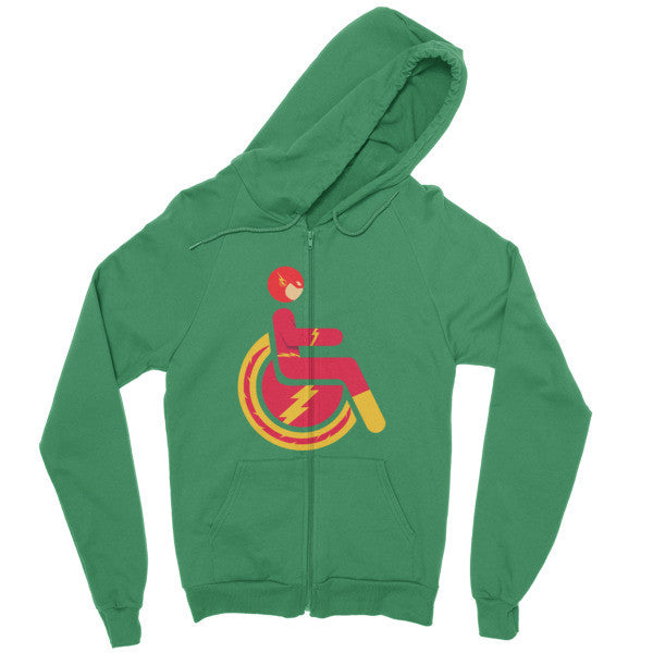 Men's Adaptive Flash Zip Hoodie