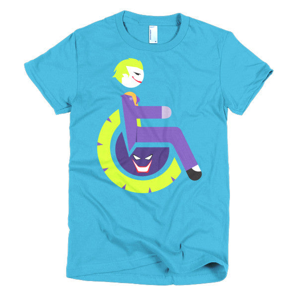 Women's Adaptive Joker T-Shirt (XL-2XL)