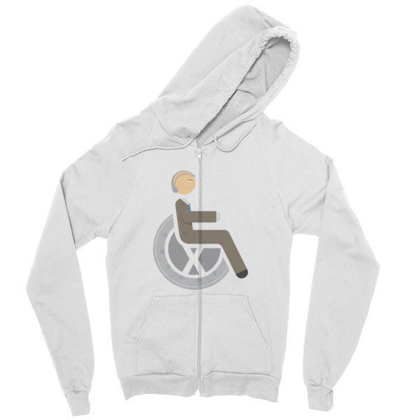 Men's Adaptive Professor X Zip Hoodie
