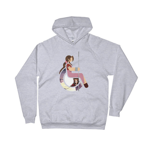 Adaptive Aerith Gainsborough Hoodie