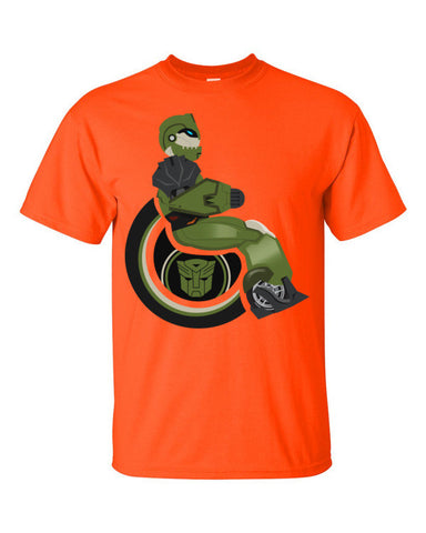 Men's Adaptive Bulkhead T-Shirt
