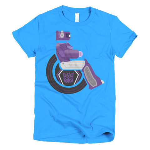 Women's Adaptive Shockwave T-Shirt (S-L)