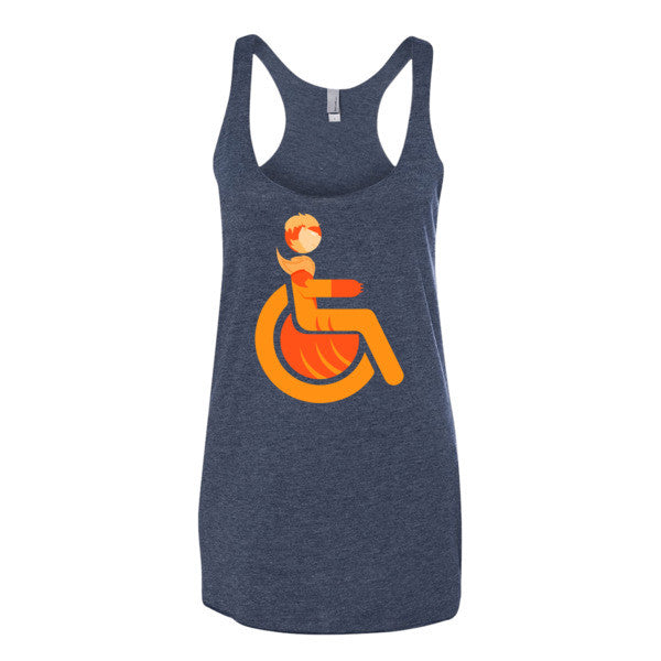 Women's Adaptive Sabretooth Tank Top (XL)