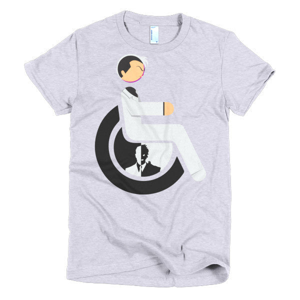 Women's Adaptive Two-Face T-Shirt (S-L)